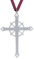 The Acadian Cross (Croix Acadienne) 18""